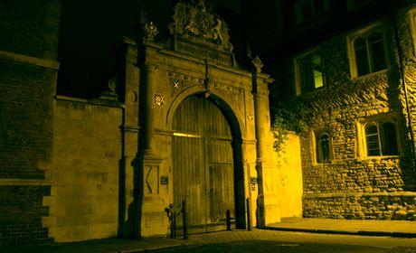 Ghost Tour of Cambridge