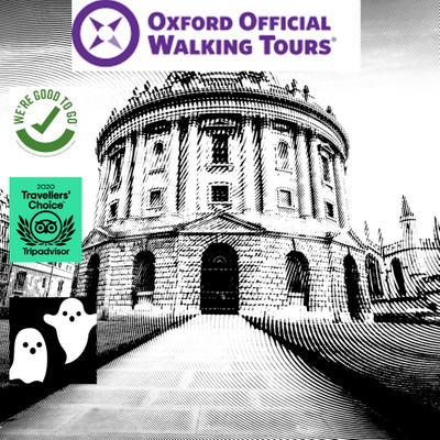 Oxford Official Ghost Tour