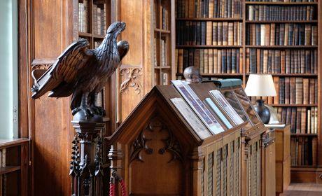 The Parker Library Tour